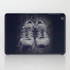 DARK SHOES iPad Case