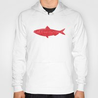 Swedish Fish Hoody