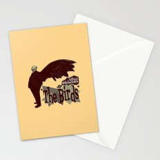 Alfred Hitchcock  |  The Birds Stationery Cards