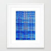 WICKER-PEDIA Framed Art Print