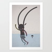 IT'S ALRIGHT I'M OK... Art Print