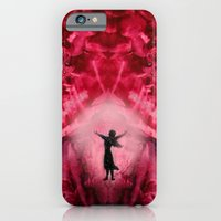 iPhone & iPod Case featuring Purple Rain by Vargamari