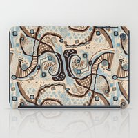 Crowded land  iPad Case