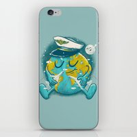 The Greatest Round Trip iPhone & iPod Skin