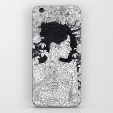 Love and Beauty iPhone & iPod Skin