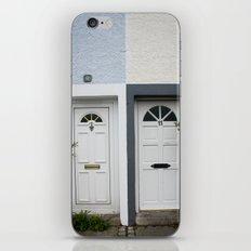Front Doors iPhone & iPod Skin