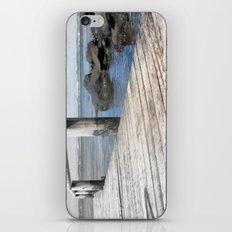 Jetty at bridgewater iPhone & iPod Skin