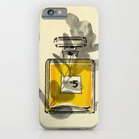 iPhone Cases featuring Perfume by Magdalena Pankiewicz