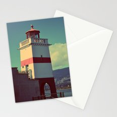 light on a shore Stationery Cards