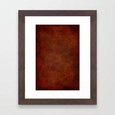 Photography Backdrop: Red Framed Art Print