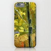 Backlit Aspens iPhone 6 Slim Case