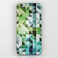 :: Geometric Maze II :: iPhone & iPod Skin