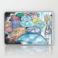 Under The Weather Laptop & iPad Skin