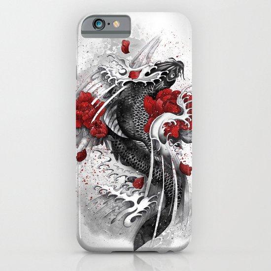 Black Koi iPhone & iPod Case