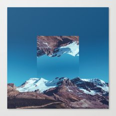 Sisyphus, I Am.  Canvas Print