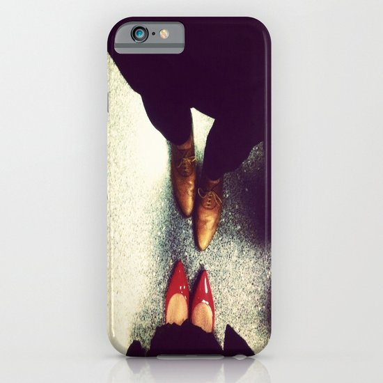 Travel Shoes iPhone & iPod Case