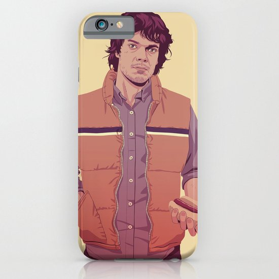 GAME OF THRONES 80/90s ERA CHARACTERS - Theon iPhone & iPod Case