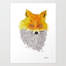 The Mayor Art Print