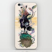 You are Free to Fly iPhone & iPod Skin