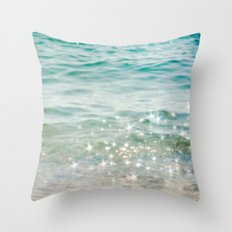 Falling Into A Beautiful Illusion Throw Pillow
