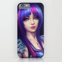 iPhone & iPod Case featuring Twilight Sparkle by Sanjin Halimic