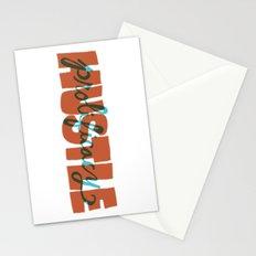 Hustle & Prolificacy Stationery Cards