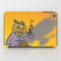 Razorblades And Chocolat… iPad Case