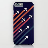 iPhone Cases featuring Aerial acrobat by Budi Kwan