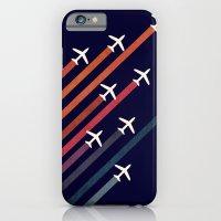 Aerial Acrobat iPhone 6 Slim Case