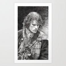 James Fraser Art Print
