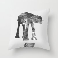 Star Wars - The Empire S… Throw Pillow