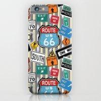 Hit The Road iPhone 6 Slim Case