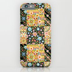 Crazy Crazy Patchwork Slim Case iPhone 6s