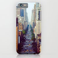 iPhone & iPod Case featuring Which Starbucks? by Phil Provencio