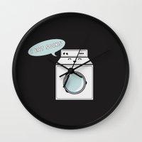 Om Nom Wall Clock