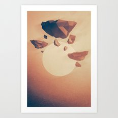 150923 Art Print