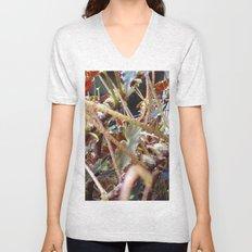 Dragon Fight    [PLANTS]   [VINES] Unisex V-Neck