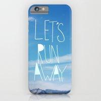 Let's Run Away: Mount Ra… iPhone 6 Slim Case