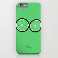 iPhone & iPod Case featuring Cycling. by micheleficeli