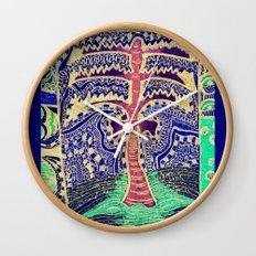 Jardin 5 Wall Clock