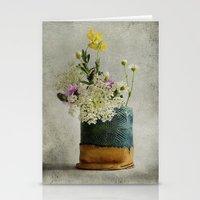 I Miss Spring Already! Stationery Cards