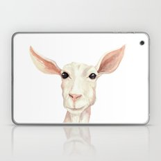 Watercolor Billy Goat Laptop & iPad Skin