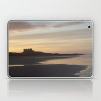 Bamburgh Sunset Laptop & iPad Skin