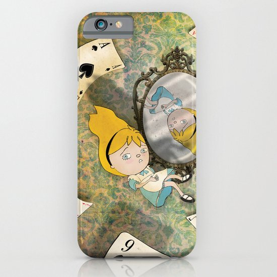 falling down iPhone & iPod Case