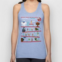 The Real Donkey Puft Unisex Tank Top