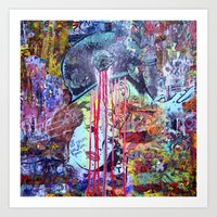 One Minute to Foreverever Art Print