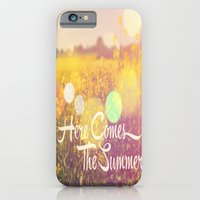 Here Comes The Summer iPhone 6 Slim Case