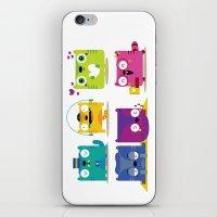 Le cats iPhone & iPod Skin