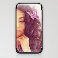iPhone & iPod Skin featuring A Part Of Me by Aurora Wienhold