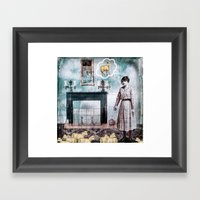 After The Ball: Cinderel… Framed Art Print